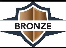 Badges bronze